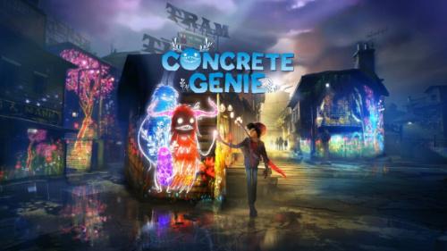 "Sony Playstation presents ""Concrete Genie"""